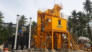 Asphalt Mixing Plant (BAMP| 800P-SA)
