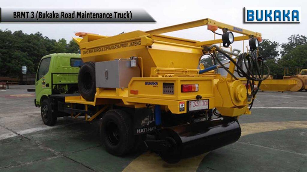 Road Maintenance Truck (BRMT3)