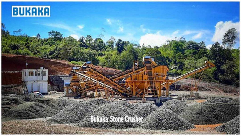 Bukaka Stone Crusher